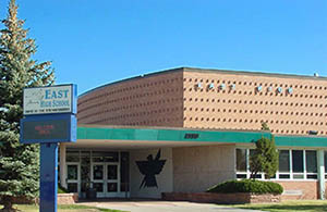 Cheyenne East High School Home of the Thunderbirds!