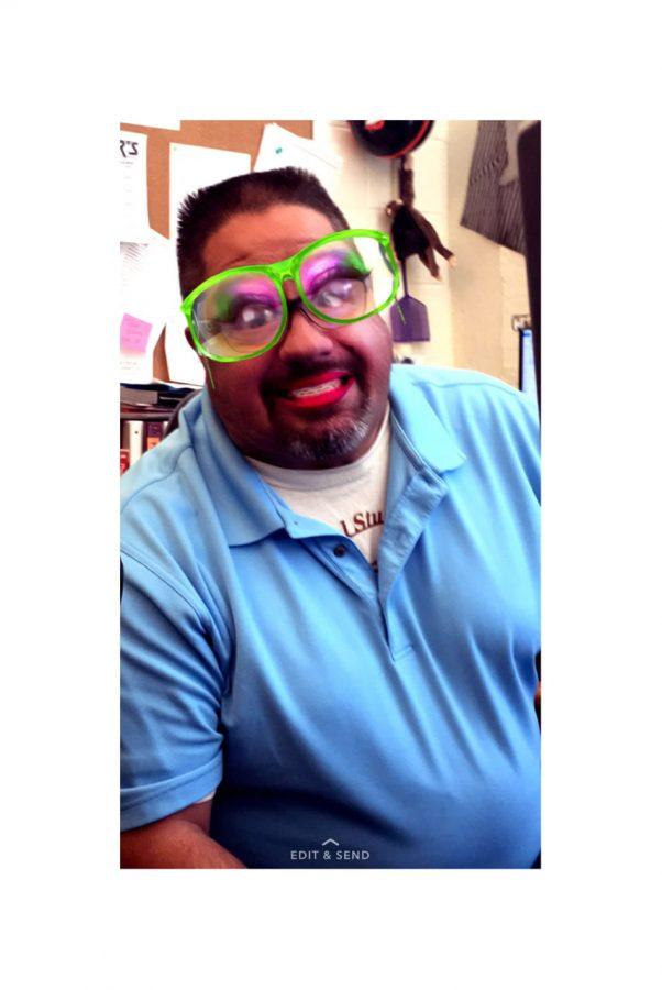 Mr. Dan Morris