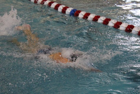 East Swimmers Sink to Cheyenne Central