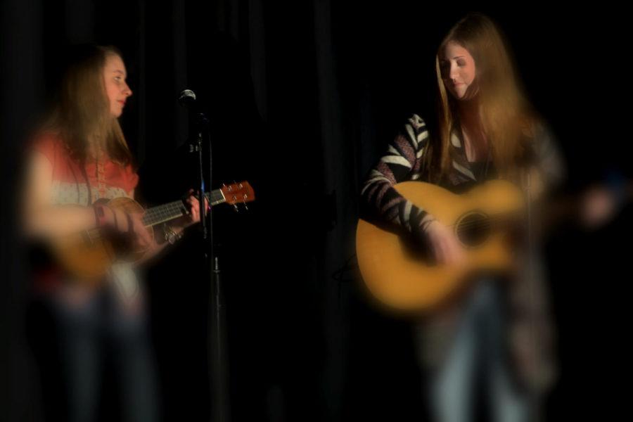 The Thunderbird Talent Show