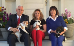 John Oliver, Mike Pence… and the Bunny of the United States?