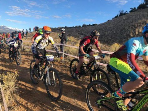 Highschool Mountain Biking Team