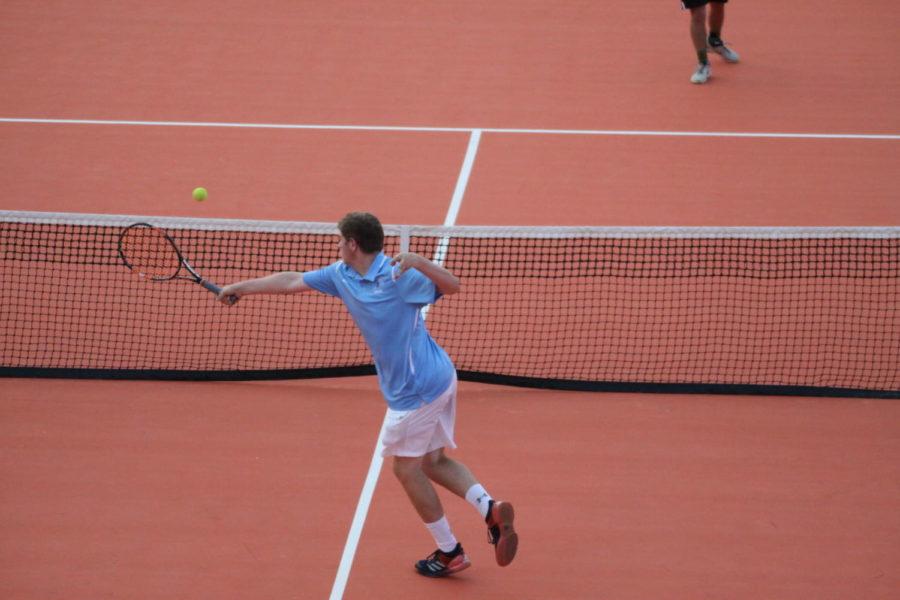 Tennis at State