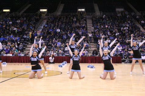 Attitude and Effort Make all the Difference at State Cheer