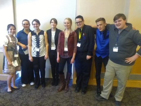 Thunderbird Speech and Debate Continues Run to State title