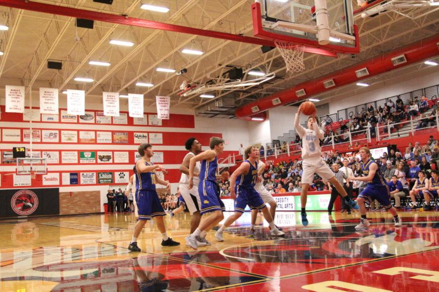Thunderbird Basketball falls short at State Tournament