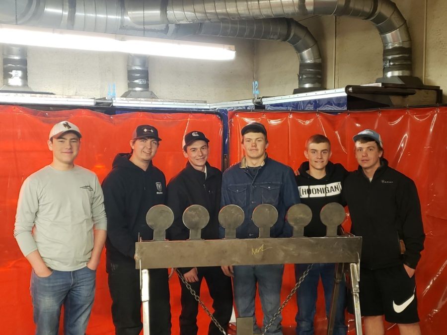 Welding Program is Right on Target