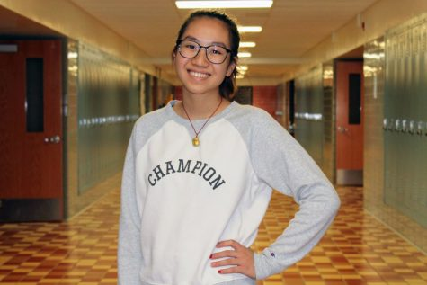 YuYu Yuan,  junior, was selected as Laramie County School District 1's Student of the Week for the week of March 30.