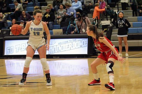 Senior Ky Buell was recently named the MaxPreps Player of the Year.